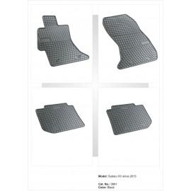 Гумени стелки за Субару WRX STI (2014+) / XV (2012+)