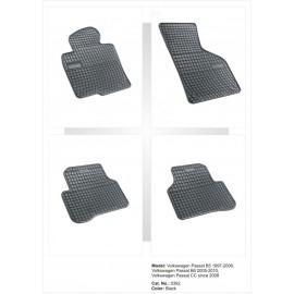 Гумени стелки за VW Пасат Б6 Б7 (2005-2014)