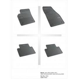Гумени стелки за Волво S40 / V50 / C30 (2004-2012)