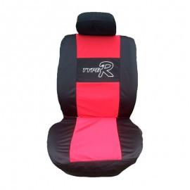 Калъфи за седалки Автокомфорт АК 01, Червени