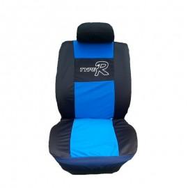 Калъфи за седалки Автокомфорт АК 01, Сини