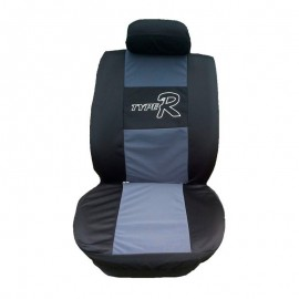 Калъфи за седалки Автокомфорт АК 01, Сиви