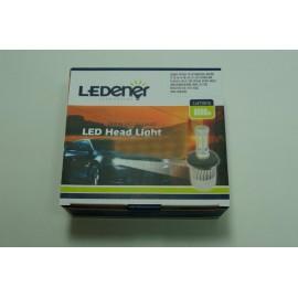 LED крушки за фарове, H3 DC9-32V 36W 8000LM 6500K