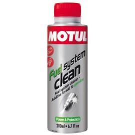 MOTUL FUEL SYSTEM CLEAN MOTO 0.200L