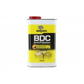 B.D.C. Смазва и защитава инжекторите.