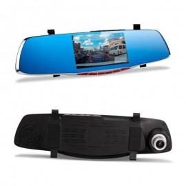 Видеорегистратор 1080 FULL HD с 5 инча LCD дисплей, камера за задно виждане и G-Sensor